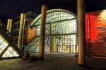 Germanisches Nationalmuseum bei Nacht