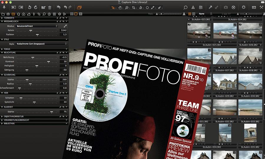 Titel Profifoto C11