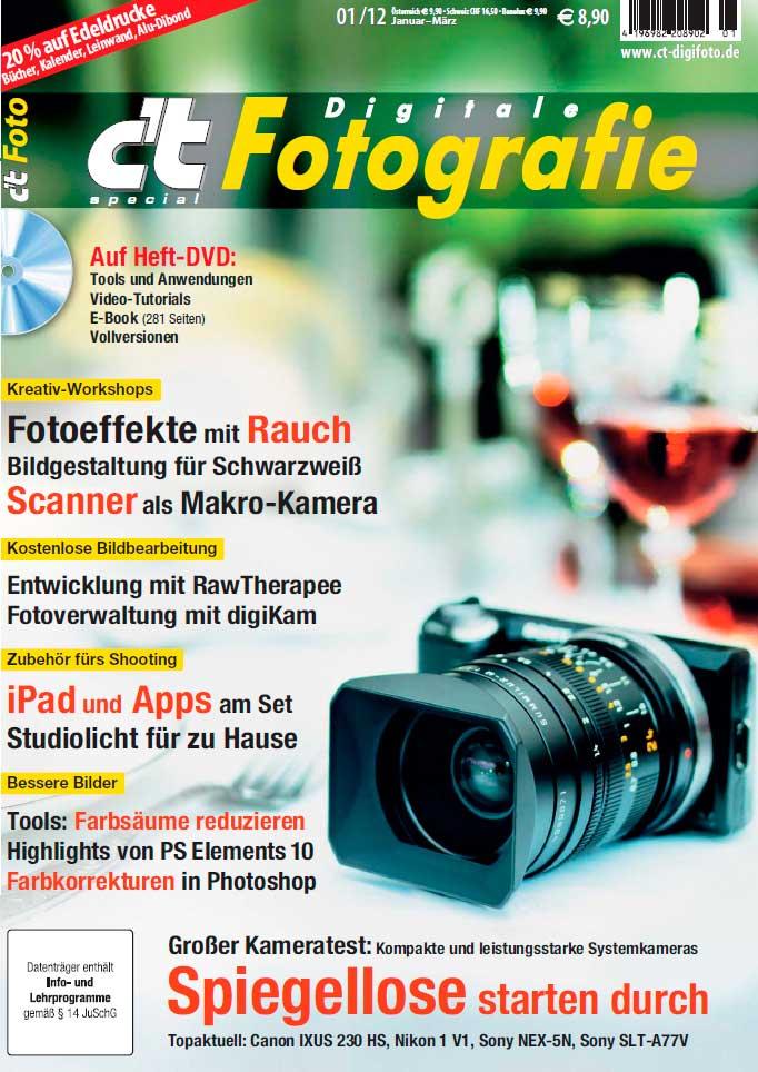 Titel C´t Januar 2012
